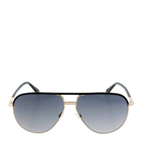 Tom Ford Men's Gold with Black Cole Sunglasses 61mm