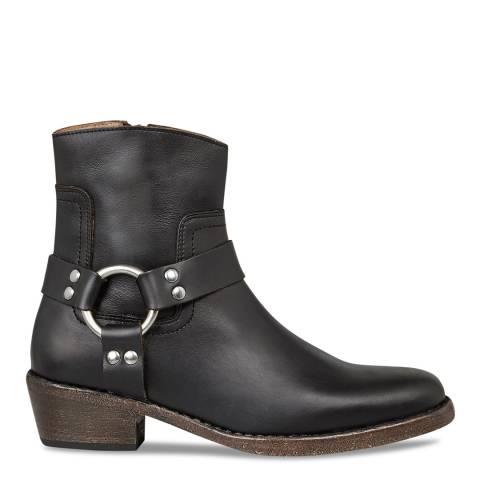 AllSaints Black HAZE Ankle boots