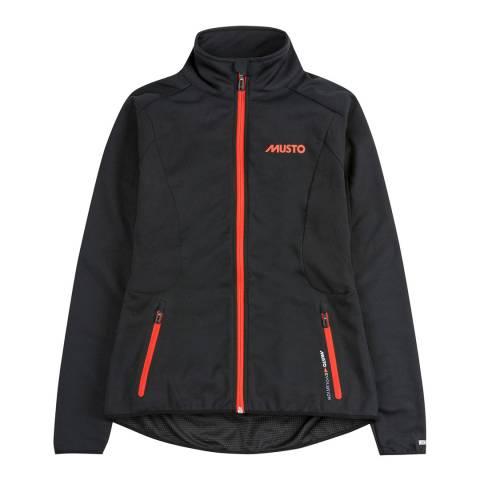 Musto Black Cyclone Jacket