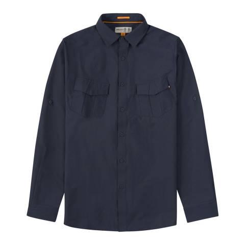 Musto Navy Tech Long Sleeve UV Shirt
