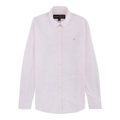 Musto Pink Shirt