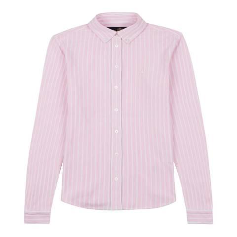 Musto Pink Quay Pique Shirt