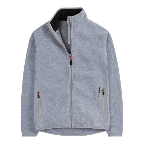 Musto Grey Fleece Jacket