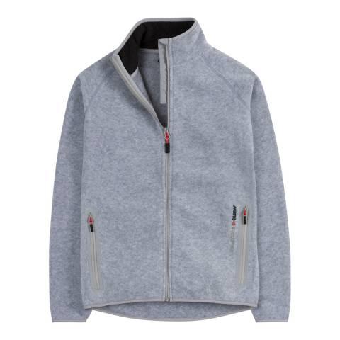 Musto Women's Grey Fleece Jacket