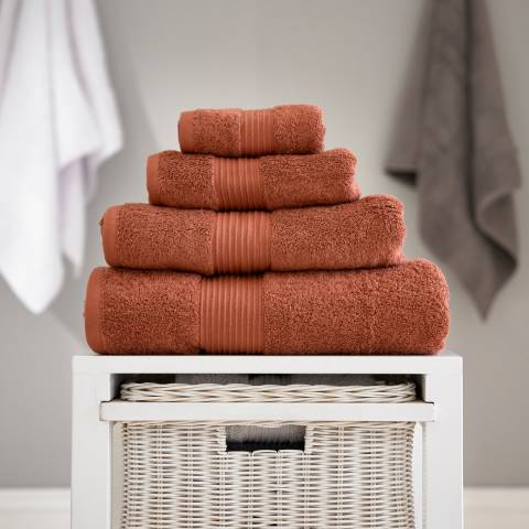 Deyongs Anti-Bacterial Bath Towel, Copper