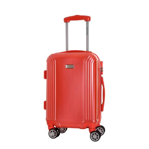 Platinium Coral Kirwee 8 Wheeled Suitcase 60cm