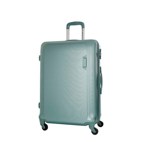 Platinium Green Buccia 4 Wheeled Suitcases 50cm