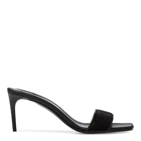 Stella McCartney Black Porter Heeled Sandals