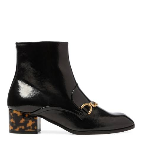 Stella McCartney Black Skite Ankle Boots