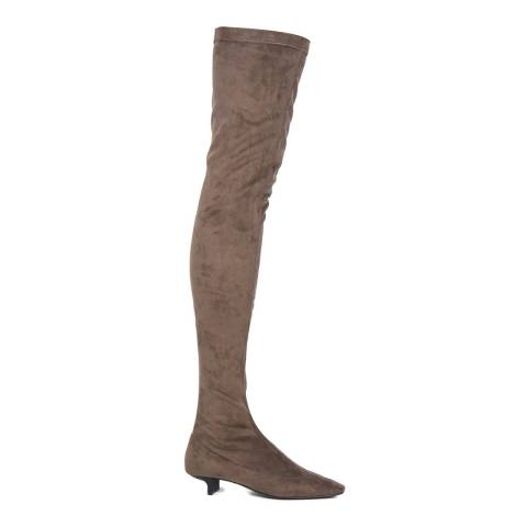 Stella McCartney Mushroom Foster Over The Knee Boots