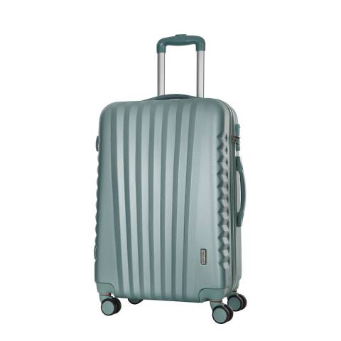 Travel One Green Hills 8 Wheeled Suitcase 60cm