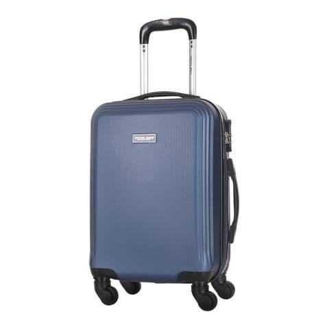 Travel One Blue Alicudi 8 Wheeled Suitcase 56cm