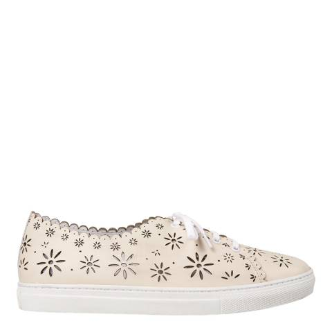 hush Cream Fernhurst Trainers