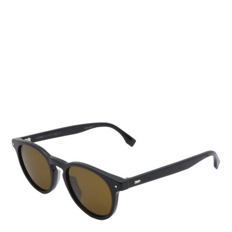 Fendi Women's Black Fendi Sunglasses 49mm