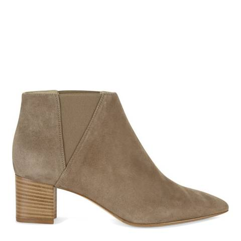 Hobbs London Taupe Florence Ankle Boot