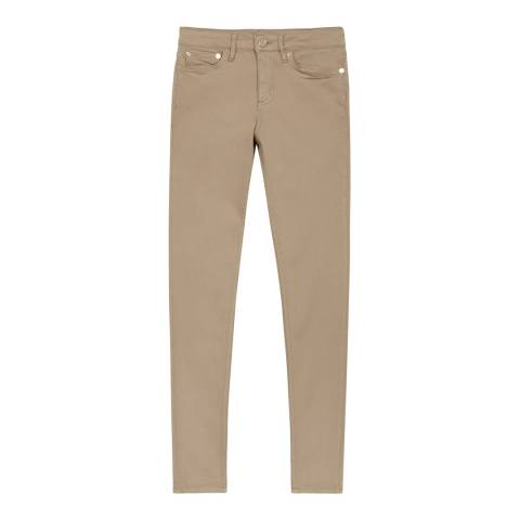 Reiss Natural Stevie Skinny Jeans