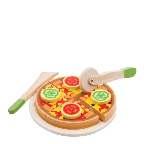 New Classic Toys Vegetable Pizza Cooking Playset