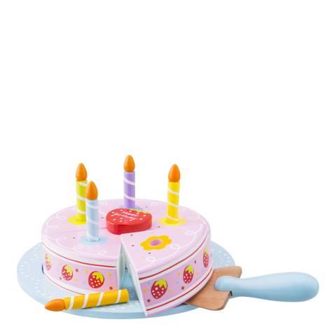 New Classic Toys Birthday Cutting Cake Playset