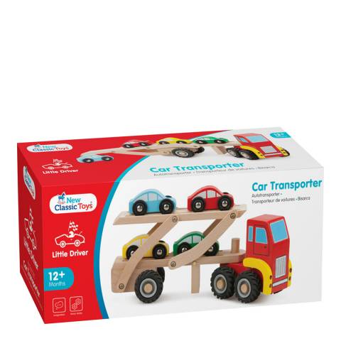 New Classic Toys Car Transporter Toy