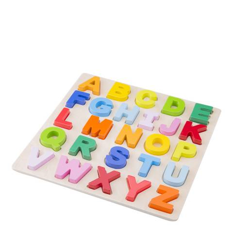 New Classic Toys Alphabet Puzzle Uppercase