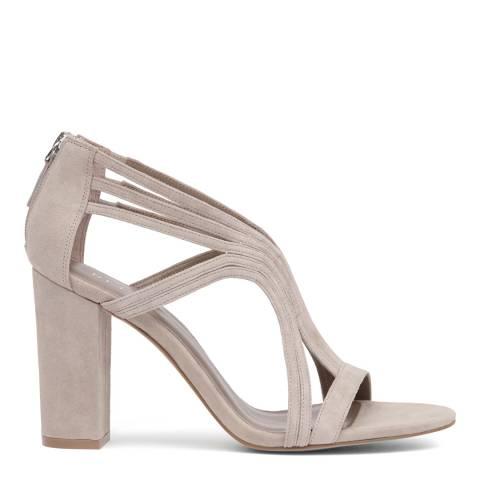Reiss Clay Karli Multi Strap Block Heels
