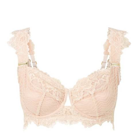 Pleasure State VIP Pink Tint/Cameo Rose Rosita Fortuna Underwire Bra