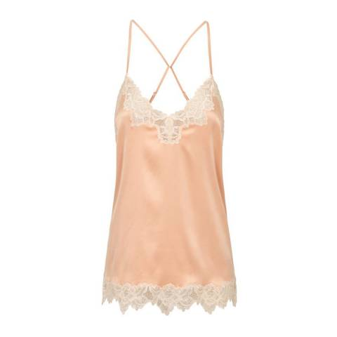 Pleasure State White Label Pink Tint/Cameo Rose Rosita Fortuna Camisole