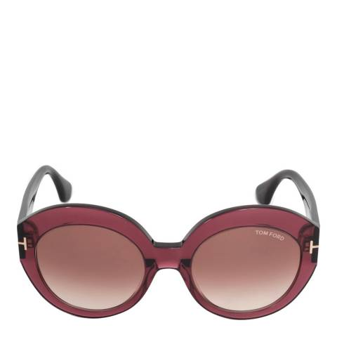 Tom Ford Women Red  Tom Ford  Rachel Sunglasses 59mm