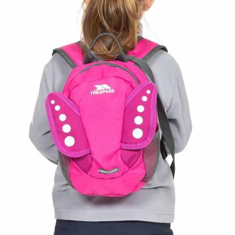 Trespass Kid's Pink Tiddler Bag