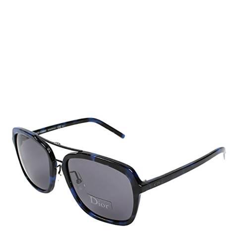 Dior Ladies Blue Dior Sunglasses 59mm