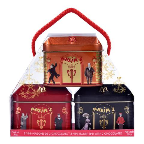 Maxim's de Paris Mini House Giftset