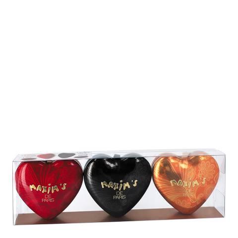 Maxim's de Paris Mini Heart Gift Set