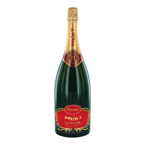 Maxim's de Paris Maxims Magnum of Champagne.