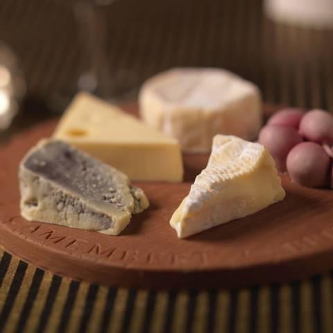 Choc on Choc Cheese Board Hamper Chocolate