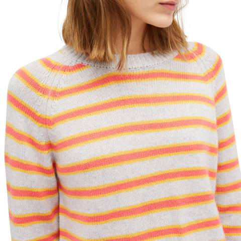 Chinti and Parker NEW STRIPE SWEATER