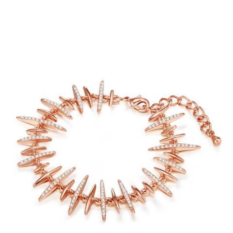Saint Francis Crystals Bracelet Metal with Swarovski crystals®
