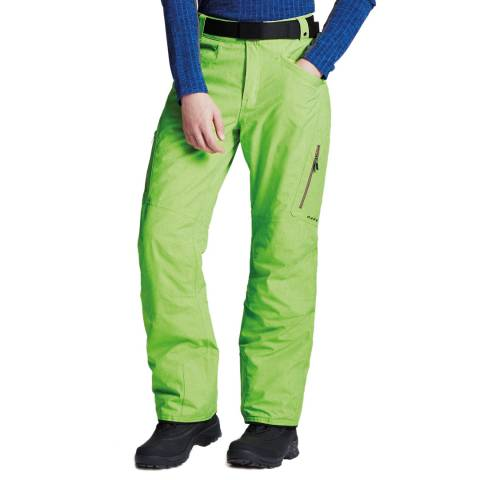 Dare2B Electric Lime Free Reign II Pants