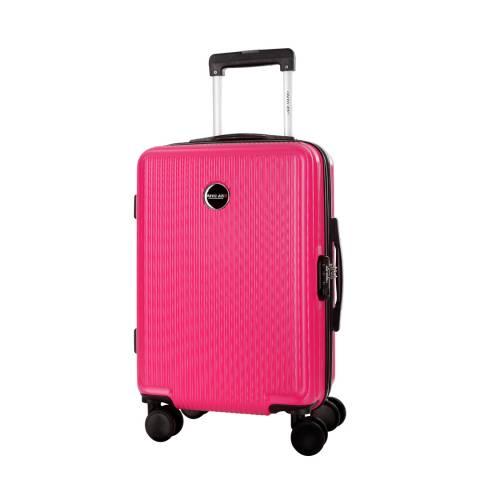 Travel One Fuschia Armada 8 Wheel Medium Suitcase 60cm