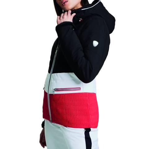 Dare2B Black/ Lollipop Surpass Jacket