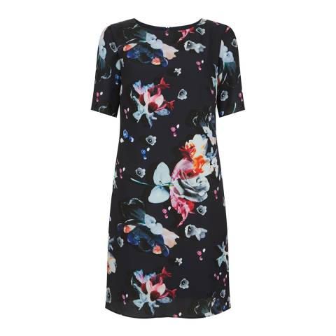 Fenn Wright Manson Printed Agatha Dress Petite