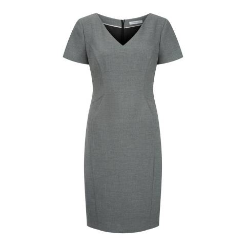 Fenn Wright Manson Grey Adele Dress Petite