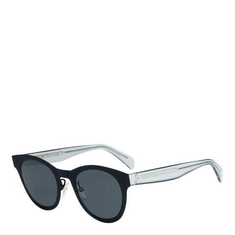 Celine Women's Black/Grey Sunglasses 49mm