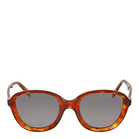 Celine Women's Dark Brown/Grey Ava Sunglasses 51mm