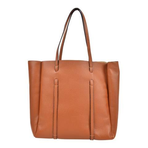 Roberta M Coganc Leather Roberta M Tote Bag