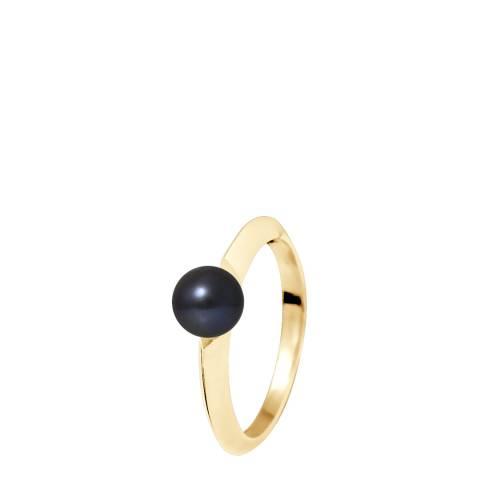 Ateliers Saint Germain Yellow Gold Pearl Ring 8-9mm