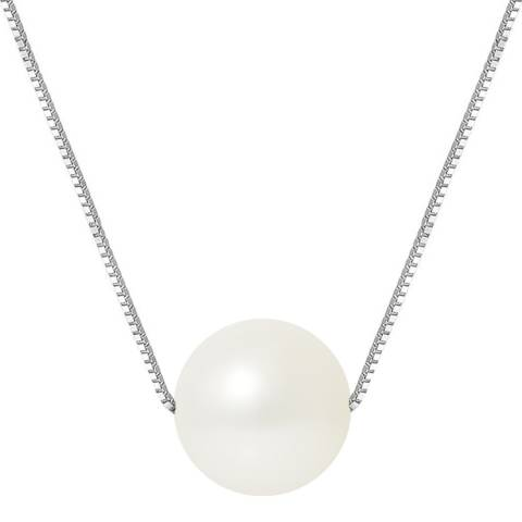 Ateliers Saint Germain White/Gold Tahiti Pearl Necklace