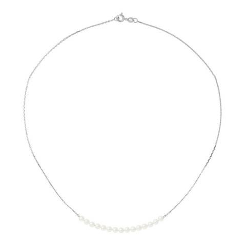 Ateliers Saint Germain Natural White Pearl Bracelet 3-4mm