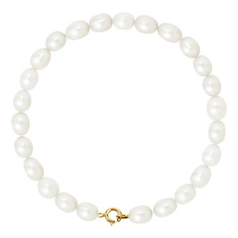 Atelier Pearls Natural White Pearl Bracelet 4-5mm