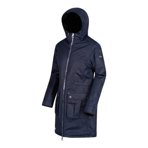 Regatta Navy Romina Waterproof Insulated Jacket