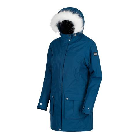 Regatta Majolica Blue Sherlyn Waterproof Insulated Jacket